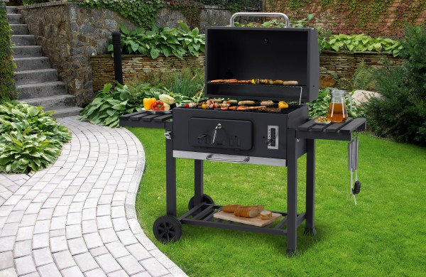 Tepro Toronto Xxl.Charcoal Bbqs Tepro World Of Garden Living