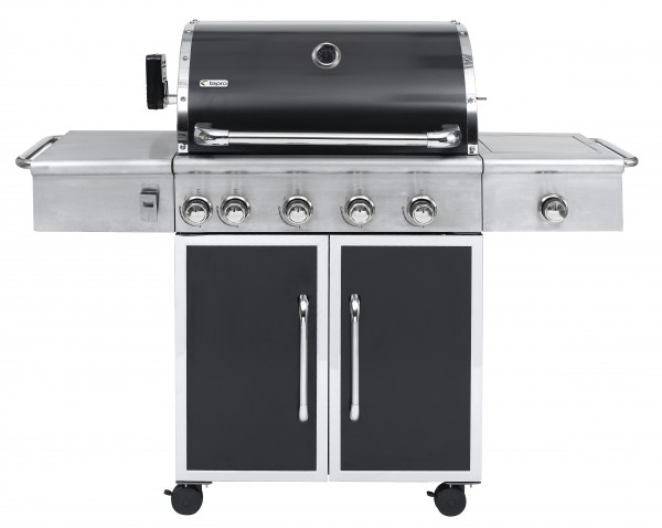 Gas Oder Holzkohlegrill Unterschied : Gasgrills tepro world of garden living