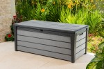 Brushwood Box 455 L, Anthracite