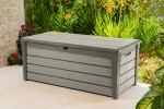 Brushwood Box 455 L, Taupe