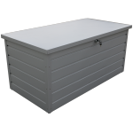 Metal Storage Box  Palladium