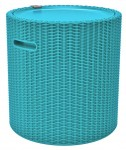 Cool Stool turquoise