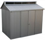 Metal Shed Alu 8x6